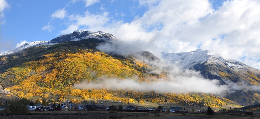 Autumn Splendor in Silverton