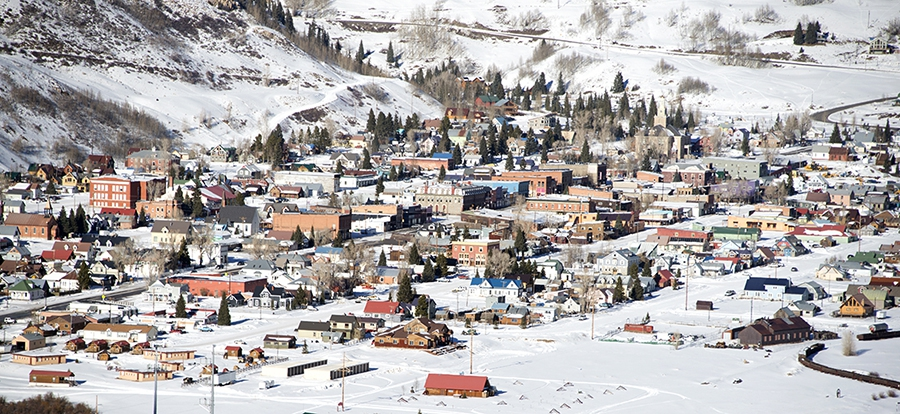 A Silverton Winter
